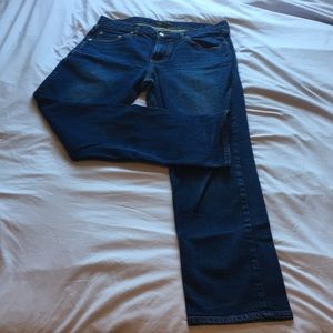 Banana Republic Athletic Jeans size 34x32
